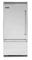 "Viking 5 Series 36"" Stainless Steel Built-In Bottom Freezer Refrigerator"