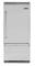 "Viking 36"" Stainless Steel Built-In Bottom Freezer Refrigerator"