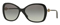 Versace Black Butterfly Womens Sunglasses