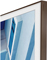 "Samsung 55"" The Frame Customizable Bezel In Walnut"