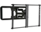 Sanus Full Motion Black Flat Panel TV Mount