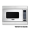 "Viking Professional Stainless Steel 27"" Custom Convection Built In Trim Kit,"