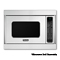 "Viking Professional Stainless Steel 27"" Custom Convection Built In Trim Kit"
