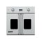 """Viking Professional Series 30"""" Stainless Steel French Door Single Wall Oven"""