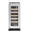 "Viking 15"" Stainless Steel Left Hinge Wine Cellar"