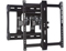 Sanus All-Weather Full-Motion Flat Screen Black TV Wall Mount