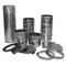 Whirlpool Midnight Gray 4-Way VMax ULT Dryer Vent Kit