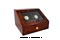 Orbita Siena Two Rotorwind Burl Watch Winder