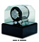 Orbita Futura One Black Lacquer Watch Winder
