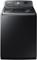 Samsung activewash Black Stainless Steel Top Load Steam Washer
