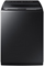 Samsung Black Stainless Steel activewash Top Load Steam Washer