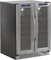 "Avanti  24"" Side-By-Side Dual Zone Wine Chiller"