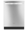 Whirlpool Gold Monochromatic Stainless Steel Built-In Dishwasher With Silverware Spray