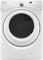 Whirlpool Duet White Gas Dryer