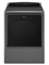 Whirlpool 8.8 Cu. Ft. Chrome Shadow Carbio High-Efficiency Electric Steam Dryer