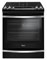 Whirlpool Black Slide-In Gas Range