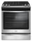 Whirlpool Stainless Steel Slide-In Gas Range