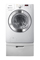 Samsung Large Capacity 3.6 Cu.Ft. White Front Load Washer