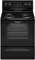 Whirlpool Black Freestanding Counter Depth Electric Range