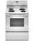 Whirlpool White Freestanding Counter Depth Electric Range
