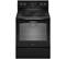 Whirlpool Black Freestanding Electric Range