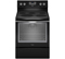 Whirlpool Black Ice Freestanding Electric Range