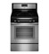Whirlpool Stainless Steel 5.0 Cu. Ft. Freestanding Gas Range