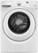 Whirlpool White Front Load Washer