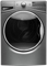 Whirlpool Chrome Shadow Front Load Steam Washer