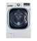LG 4.3 Cu. Ft. All In One White Front Load Washer And Dryer Combo
