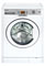 "Blomberg 24"" White Front Loading Compact Washer"