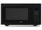 Whirlpool Black Countertop Microwave Oven