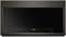 Whirlpool Print Resist Black Stainless Steel Over-The-Range Microwave Hood Combination