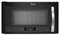 Whirlpool Black Ice 1.9 Cu. Ft. Over-The-Range Microwave Hood