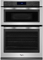 Whirlpool Stainless Steel Combination Microwave Electric Wall Oven