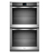 Whirlpool Stainless Double Electric Wall Oven