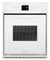 Whirlpool 3.1 Cu. Ft. White Single Wall Oven