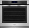 "Whirlpool 30"" Stainless Steel Single Electric Wall Oven"