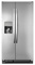 Whirlpool 24.5 Cu Ft Side-by-Side Stainless Refrigerator