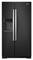 Whirlpool 26 Cu. Ft. Black Side-By-Side Refrigerator