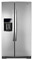 Whirlpool 25 Cu. Ft. Stainless Steel Side-By-Side Refrigerator