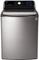 LG Graphite Steel Top Load Steam Washer
