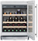 """Liebherr 24"""" Stainless Steel Wine Refrigerator"""