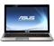 Asus Silver Laptop Computer