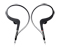 Sony Active Sport In-Ear Black Headphones