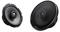 "Kenwood Excelon 7 "" Custom Fit Coaxial Speaker"