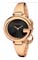 Gucci Guccissima Collection Pink Gold Womens Watch