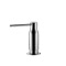 KWC Faucets Stainless Steel Sin Soap Dispenser