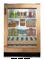 "Monogram 24"" Panel Ready Under Counter Beverage Center"