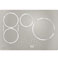 "Monogram 30"" Stainless Steel Electric Induction Cooktop"